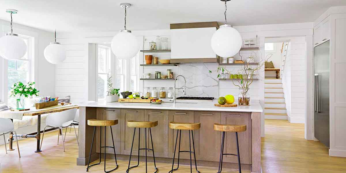 Time to Update Your Home with a Modern Kitchen